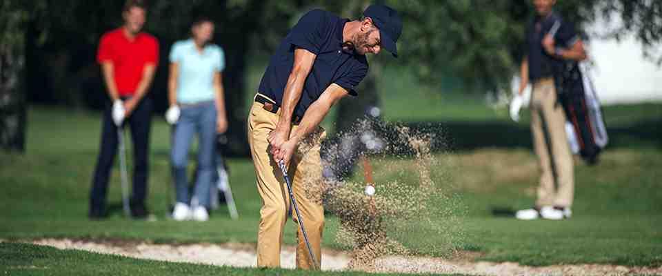 Quel est le nom du bâton pour jouer au golf?