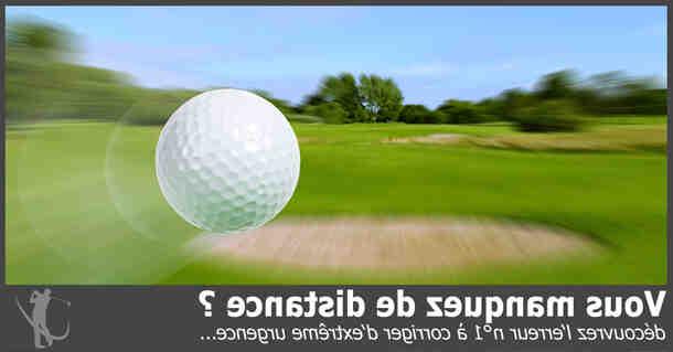 Comment accélérer un club de golf?