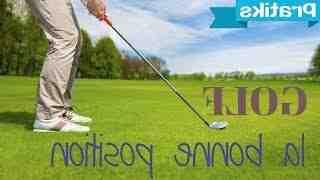 Comment tenir correctement son club de golf ?