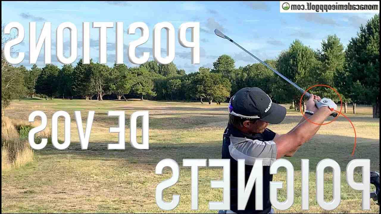 Comment tenir son club de golf droitier ?
