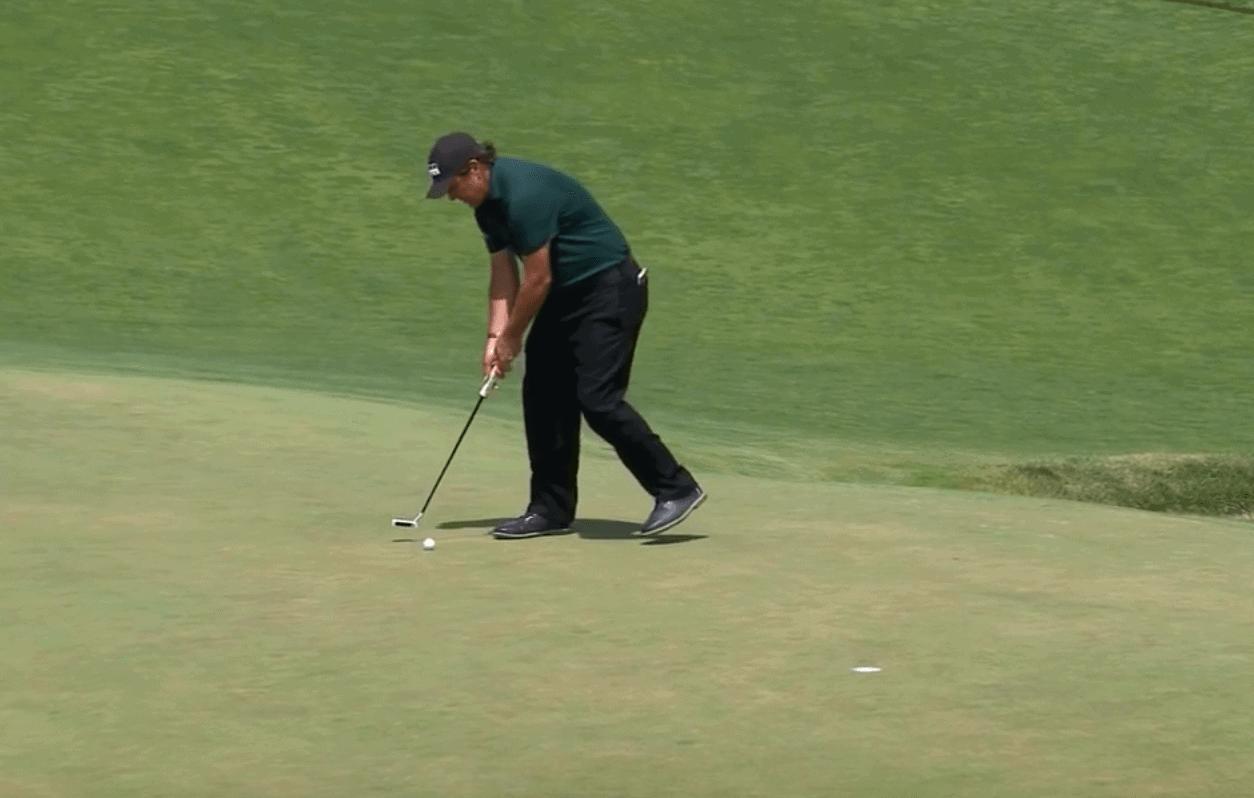 Comment tenir son putter au golf ?