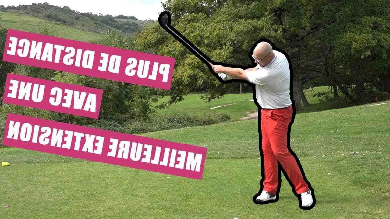 Comment tenir un bâton de golf ?