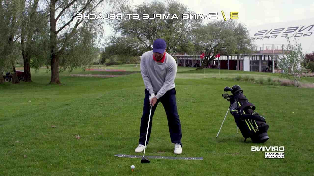 Quel driver pour débutant golf ?
