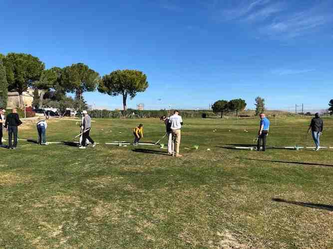Quel est le but du jeu de golf ?
