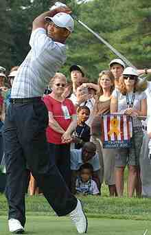 Quel est le nom du club de golf?