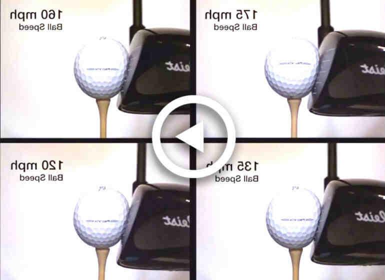 Quelle est la balle la plus rapide?