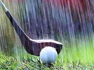 Quelle est la vitesse d'une balle de golf ?