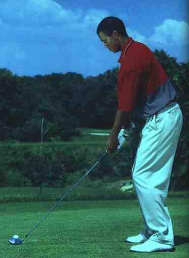C'est quoi le stance au golf ?