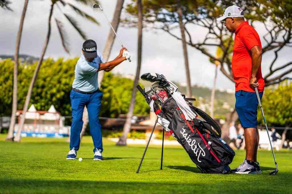 Comment améliorer le golf?