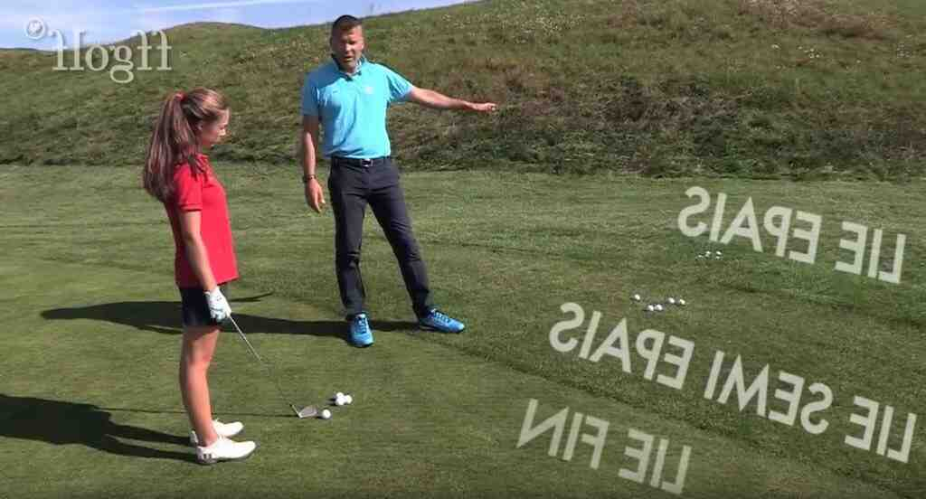 Comment avoir un bon grip de golf ?