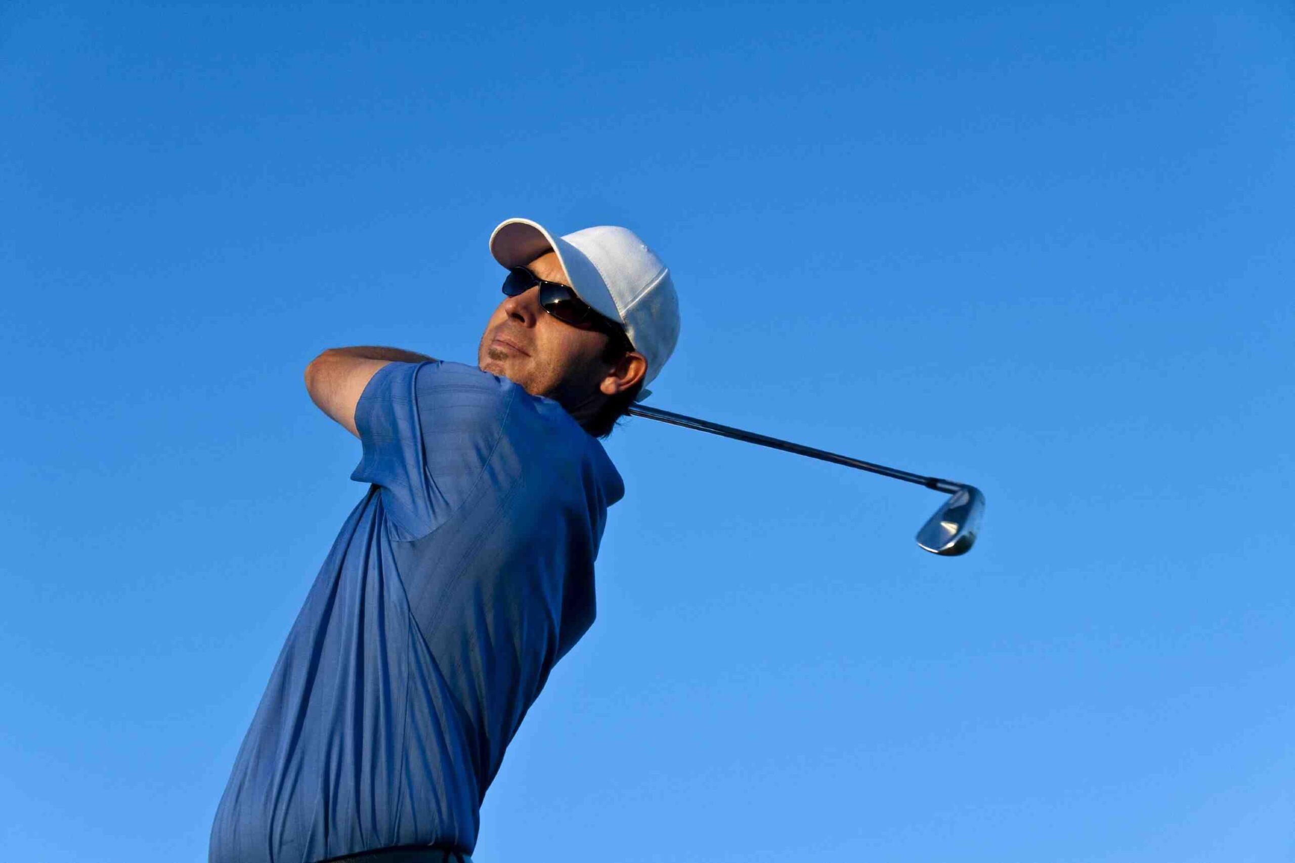 Comment obtenez-vous directement le golf?