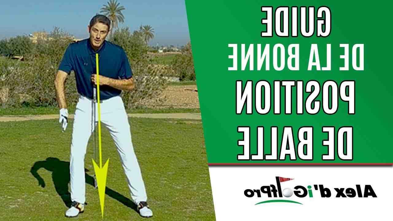 Comment réparer un club de golf?