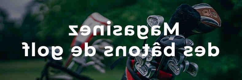 Pourquoi est-ce que je frappe la balle de golf?