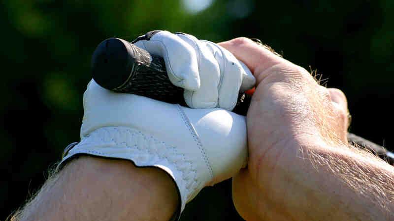 Quand se casser les poignets au golf?