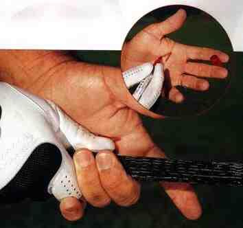 Quel est le bon grip golf ?